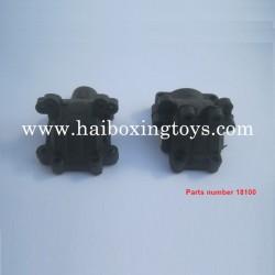 HBX 18857 Parts Diff. Gearbox Housing 18100