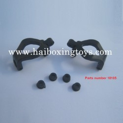 HBX Ratchet 18856 Parts Front Hub Carriers 18105