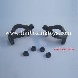 HBX Hailstrom 18858  Parts Front Hub Carriers 18105