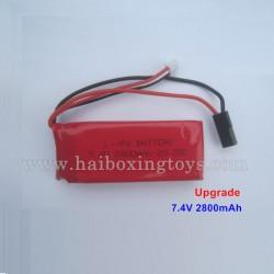 Subotech BG1506 Upgrade Battery 7.4V 2800mAh