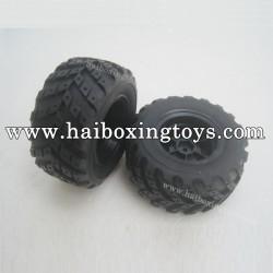 HBX 12813 Survivor MT Parts Wheel Tire 12621