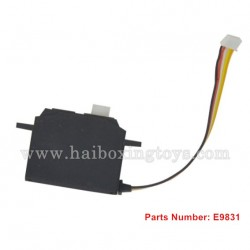 REMO HOBBY 1621 Rocket Parts 5 Wire Servo E9831