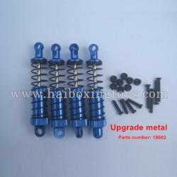 HBX 18859E Upgrade Metal Shock 18602