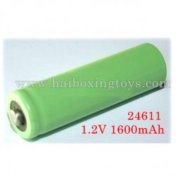 HBX 2078c Parts Battery 1.2V 1600mAh 24611