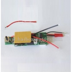 HBX 2078A Parts Receiver, Circuit Board