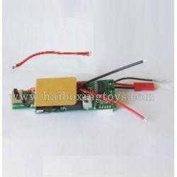HBX 2078C Parts Receiver, Circuit Board
