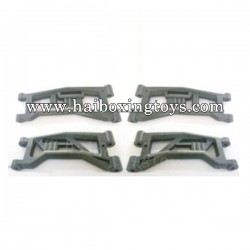 HBX T6 Parts Suspension Lower Arms (Front+Rear) TS036