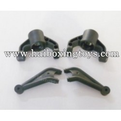 HBX T6 Parts Steering Hubs TS043