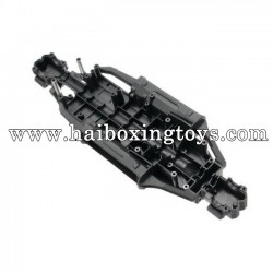 HBX 12813 Survivor MT Parts Chassis 12600BT