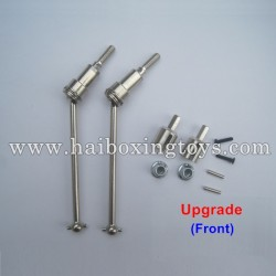 HBX 12815 Protector Parts Upgrade Metal Front Drive Shafts 12710C