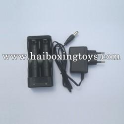 HBX 12815 Protector Parts Charger Box+Charger 12641 (EU Plug)