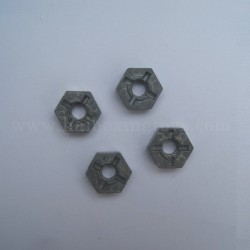Subotech BG1518 Parts Hexagon Wheel Seat H15061303