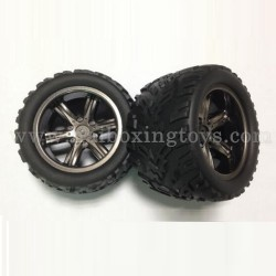 xinlehong 9116 Parts Tire, Wheel