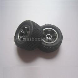 xinlehong toys 9117 Parts Tire 17-ZJ01