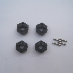 xinlehong toys 9120 parts Six Angel Connector 15-ZJ07