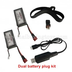 GPToys S920 Judge Upgrade Parts Dual Battery Kit