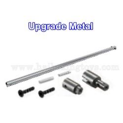 HBX 16889 Ravage Monster Truck Upgrade Metal Center Drive Shaft Kit M16101