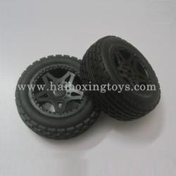 HBX Survivor XB 12811 Parts Front Wheels 12036