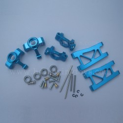 Upgrade Metal Kit For PXtoys 9304E 1/18 RC Car