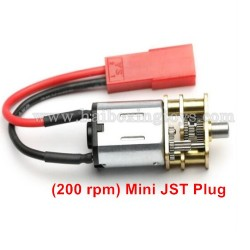 Orlandoo Hunter crawler Motor (200 rpm) Mini JST Plug