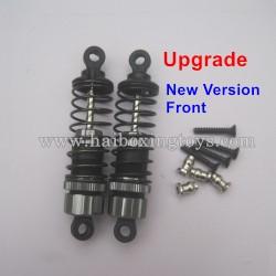 HBX Survivor MT 12813 Upgrade Metal Front  Shock Absorbers