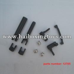 HBX 12895 Transit Parts Centre Rear Drive Shaft+Steering Bushes 12705