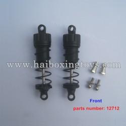 HBX 12895 Transit Parts Front Shock Absorber 12712