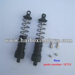 HBX 12895 Parts Rear Shock Absorber 12713