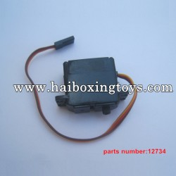 HBX 12895 Transit Parts Steering Servo 12734