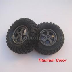HBX 12889 Thruster Parts Wheel, Tire 12714