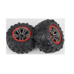 XLF X03 X04 Tire Wheel