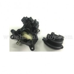 XLF X03 X04 Parts Rear Gear-Box Assembly