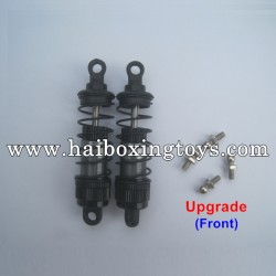 HBX 12811 Survivor XB Parts Upgrade Metal Front  Shock Absorbers 12203BT