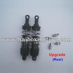 HBX Survivor XB 12811 Parts Upgrade Metal Rear Shock Absorbers 12204