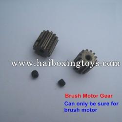 HBX 12811 Survivor XB Parts Brush Motor Gear 13T 12026