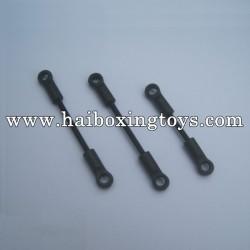 HBX Survivor XB 12811 Parts Steering Links+Servo Links 12610