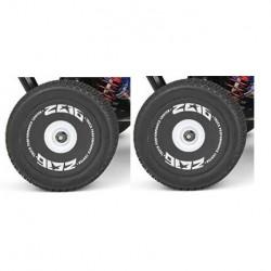 Wltoys 124018 Tire, Wheel-Rear