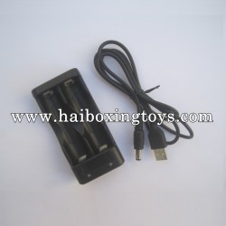 HBX 12811 Survivor XB  Parts USB Charger+Charge Box