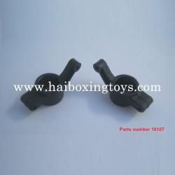 HBX 18859E Rampage Parts Rear Hubs 18107