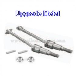 HBX 16890 Destroyer Upgrade Metal Front Drive Shaft Set M16105