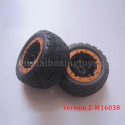 HBX 16890 Destroyer Wheel , Tire M16038