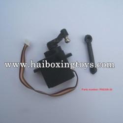ENOZE 9300 Rudder, Servo PX9300-30