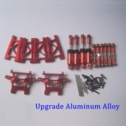 ENOZE 9302E Upgrade Parts , Metal Kit Parts-Red