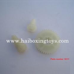 HBX Blaster 18859  Parts Spur Gear+ Drive Gear 18111