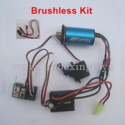 PXtoys 9306E Brushless Kit Parts