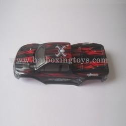 XinleHong X9115 Body Shell Parts-Red 15-SJ01