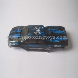 XinleHong Toys X9115 Body Shell Parts-Blue 15-SJ02