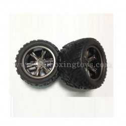XinleHong Toys X9120 Spare Parts Tire 16-ZJ01