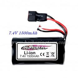 XinleHong Toys X9120 Battery 7.4V 1500mAh