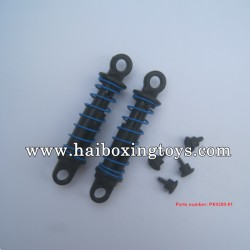 PXtoys Speed Pioneer 9301 Parts shock PX9300-01